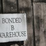 Bonded B Warehouse at Wild Turkey