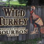 Wild Turkey Sign
