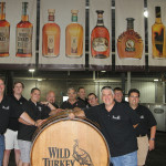 Some of the mafia at Wild Turkey