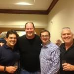 Duke, Charles, Todd and Eddie