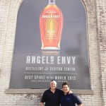 Eddie and Duke at the new AE site!