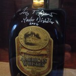 This is a bottle of vatted whisky from George Washington Distillery.