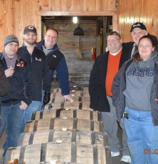 Buffalo Trace Barrel Selection